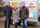 Schulanhänger des Berufskolleg Bocholt-West erstrahlt in neuem Glanz